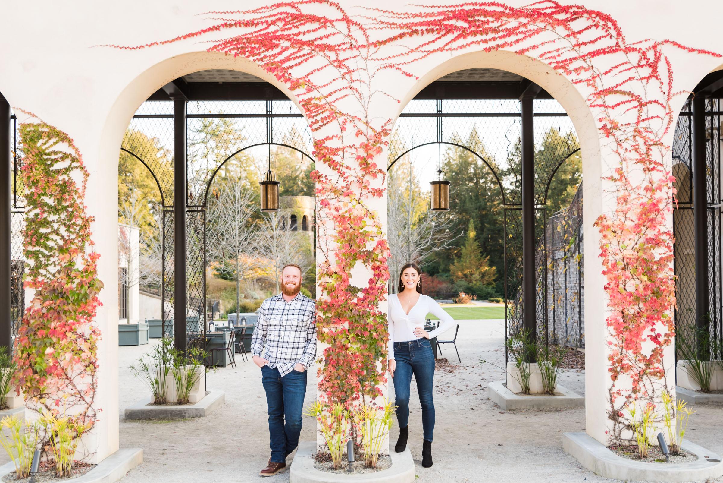 Longwood-Gardens-engagement-photos-1