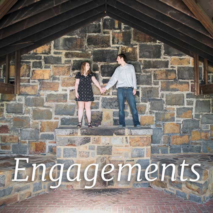 Engagement Lifestyle Photo in Philadelphia
