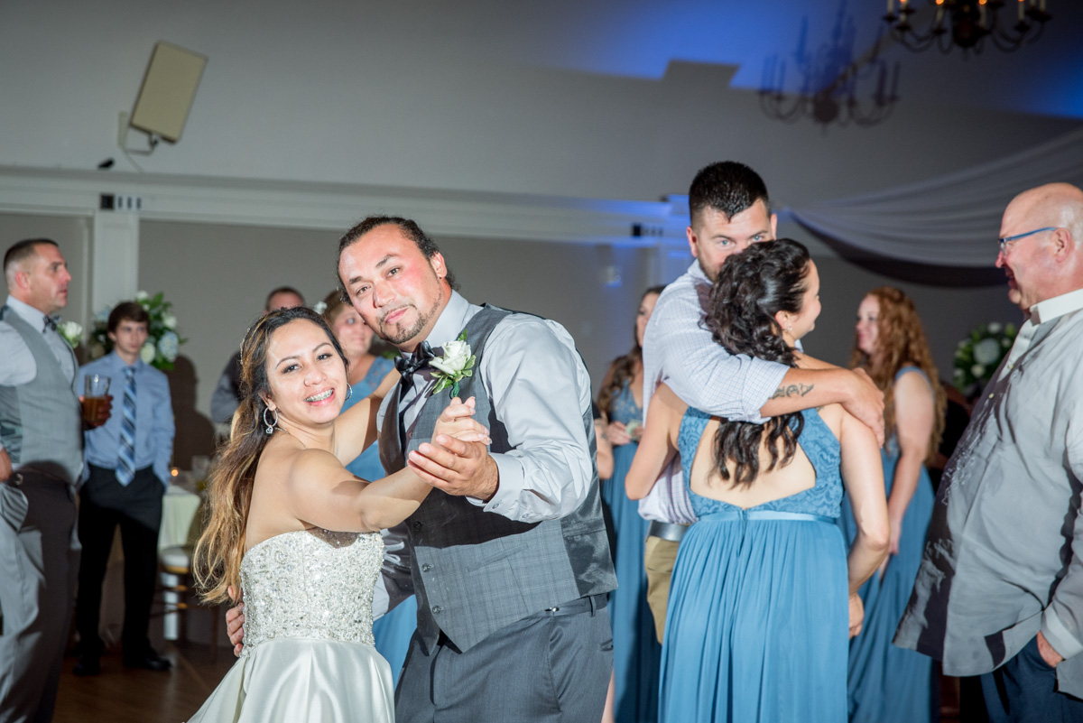 bride dancing reception sunnybrook ballroom wedding