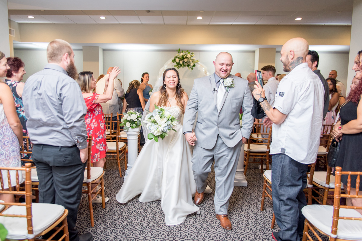 married at Sunnybrook ballroom pottstown wedding photographer