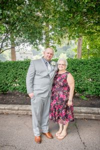 groom with grandmother family photos pottstown pa