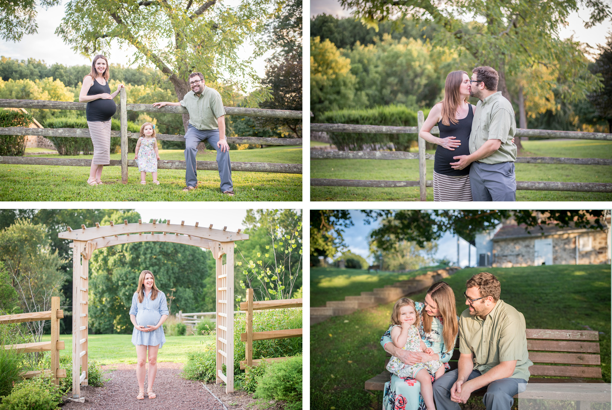 mini sessions at jogn james audubon center PA photographer