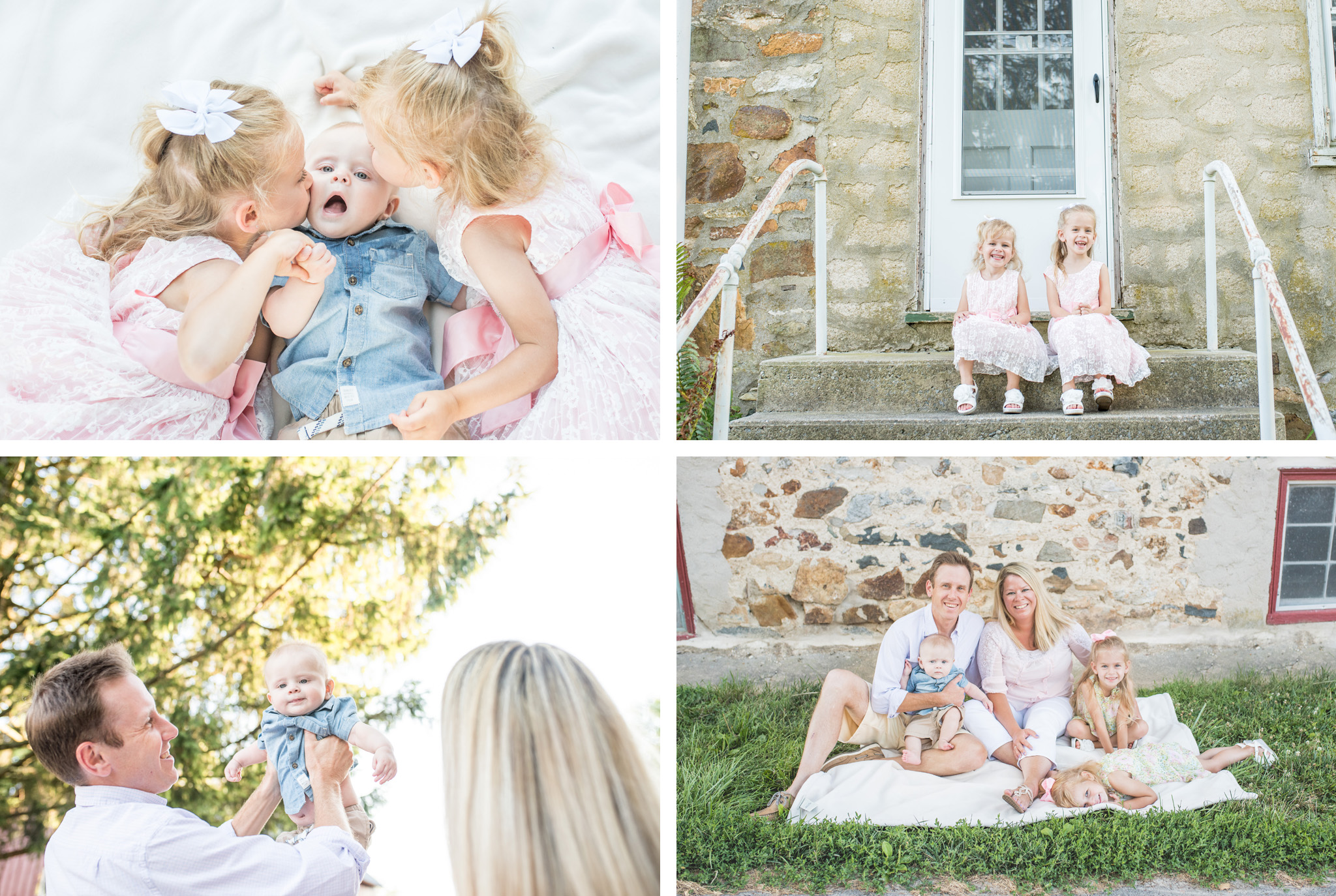 fall mini sessions near philadelphia springton manor farm family photos