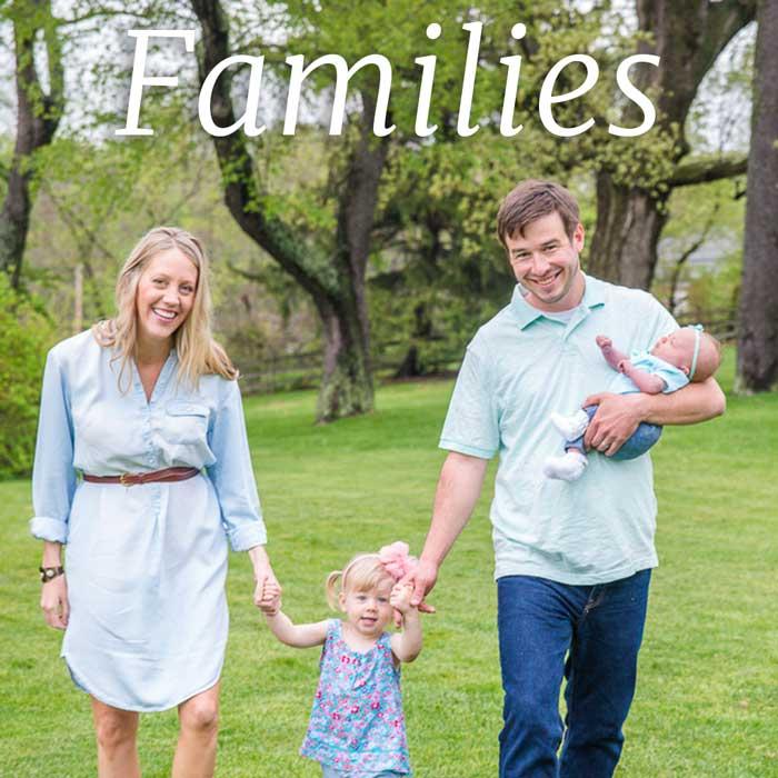 Family Lifestyle Photo in Philadelphia